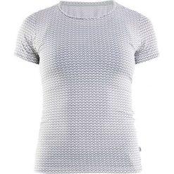 Craft Koszulka damska  Essential RN SS biała r. M (1906049-122900). Czarne bluzki damskie marki Craft, m. Za 69,05 zł.