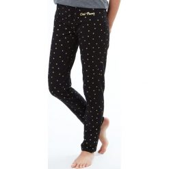 Etam - Spodnie piżamowe Petronille x DC Comics. Niebieskie piżamy damskie marki Etam, l, z bawełny. W wyprzedaży za 59,90 zł.