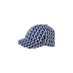 Czapka hauer BASEBALL GRAPHIC. Czarne czapki z daszkiem damskie marki Hauer, z nadrukiem, z polaru. Za 49,00 zł.
