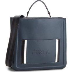 Torebka FURLA - Reale 985430 B BQK7 I78 Ardesia e. Niebieskie torebki klasyczne damskie Furla, ze skóry. Za 2275,00 zł.