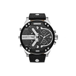 Diesel - Zegarek DZ7313. Czarne, cyfrowe zegarki męskie Diesel, szklane. Za 1499,00 zł.