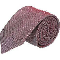Krawaty męskie: krawat platinum fiolet classic 211