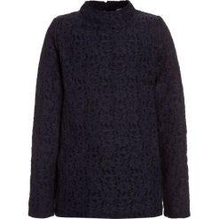 The New GINA LACE  Bluzka z długim rękawem black iris. Białe bluzki dziewczęce z długim rękawem marki The New, z bawełny. Za 159,00 zł.