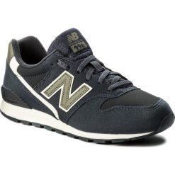 Trampki chłopięce: Sneakersy NEW BALANCE – KJ996VLY Granatowy