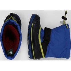 Buty zimowe damskie: Kamik WATERBUG Śniegowce blue