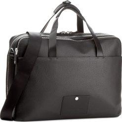 Torba na laptopa PORSCHE DESIGN - Voyager 2.0 4090002586 Black 900. Czarne plecaki męskie marki Porsche Design, ze skóry. W wyprzedaży za 2529,00 zł.