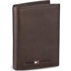 Duży Portfel Męski TOMMY HILFIGER - Johnson N/S Wallet W/Coin Pocket AM0AM00664/82570 041. Brązowe portfele męskie marki TOMMY HILFIGER, ze skóry. Za 299,00 zł.
