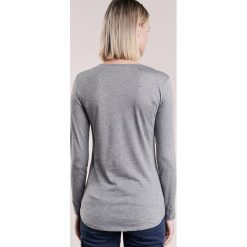 Bluzki asymetryczne: CLOSED Bluzka z długim rękawem grey dust melange