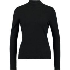 Swetry klasyczne damskie: Soft Rebels TURTEL NECK Sweter black