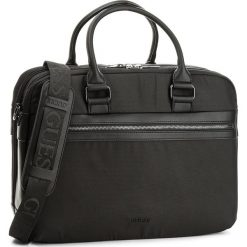 Plecaki męskie: Torba na laptopa GUESS - Global Functional HM6483 POL82 BLA