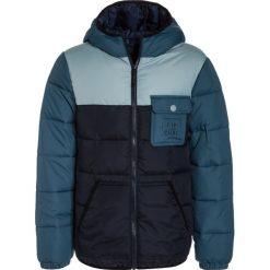Rip Curl COLOR BLOCK PUFF Kurtka zimowa night sky. Niebieskie kurtki chłopięce zimowe marki Rip Curl, z materiału. W wyprzedaży za 284,25 zł.