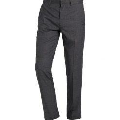 Chinosy męskie: Burton Menswear London GREY MOULINE Spodnie materiałowe grey