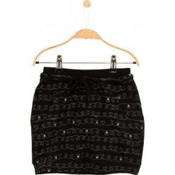 Spódniczki dziewczęce z falbankami: Spódnica we wzorzysty deseń dla dziewczynki