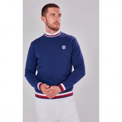 Bluza w kolorze niebieski. Niebieskie bluzy męskie Jimmy Sanders, m. W wyprzedaży za 99,95 zł.