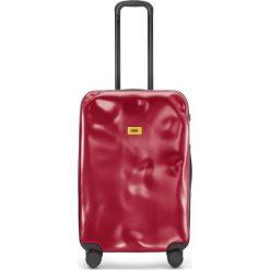 Walizka Icon średnia matowa czerwona. Czerwone walizki marki Crash Baggage, średnie. Za 1040,00 zł.
