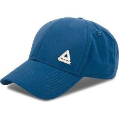 Czapka z daszkiem Reebok - Act Fnd Badge Cap CZ9841 Bunblu. Szare czapki z daszkiem damskie marki Reebok, l, z dzianiny, z okrągłym kołnierzem. Za 59,95 zł.