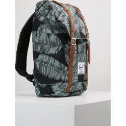 Herschel RETREAT Plecak black palm. Czarne plecaki męskie Herschel. Za 399,00 zł.