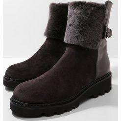 Buty zimowe damskie: Homers ROMI  Botki asphalt crosta/touareg black