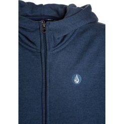 Volcom SINGLE STONE DIVISION Bluza rozpinana smokey blue. Niebieskie bluzy chłopięce rozpinane marki Volcom, z bawełny. W wyprzedaży za 183,20 zł.