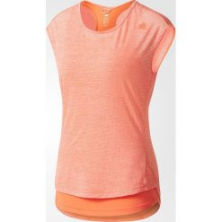 Adidas Koszulka damska Supernova TKO 2 Layer Short Sleeve różowa r. M (B28279). Czerwone topy sportowe damskie Adidas, m. Za 130,11 zł.