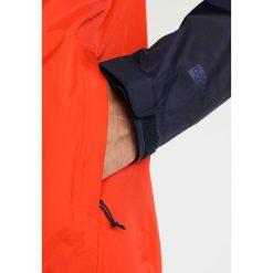 Patagonia TORRENTSHELL Kurtka przeciwdeszczowa navy blue/paintbrush red. Niebieskie kurtki trekkingowe męskie Patagonia, m, z materiału. W wyprzedaży za 447,20 zł.