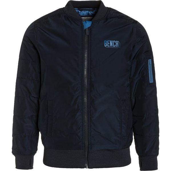 df5689b74d5ce Bench Kurtka przejściowa dark navy blue - Niebieskie kurtki męskie ...