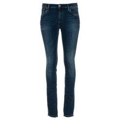 Pepe Jeans Jeansy Damskie Victoria 27/32 Ciemny Niebieski. Niebieskie jeansy damskie marki Pepe Jeans. Za 460,00 zł.