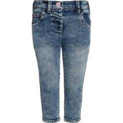 Rurki dziewczęce: Next SNOW WASH STAR  Jeansy Slim Fit blue