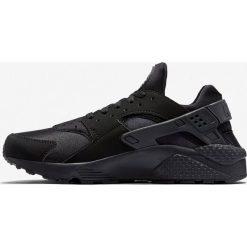 Buty sportowe męskie: Nike Buty męskie Air Huarache czarne r. 43 (318429 003-S)