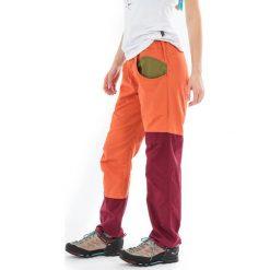 Spodnie sportowe damskie: Milo Spodnie damskie Toffo Orange/Burgundy r. L