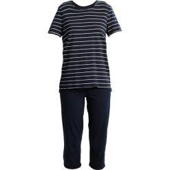 Piżamy damskie: Schiesser 3/4 LANG Piżama nach tblau