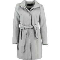 Płaszcze damskie: Vero Moda PRATO RICH  Płaszcz wełniany /Płaszcz klasyczny light grey melange