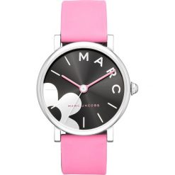 Marc Jacobs CLASSIC Zegarek pink. Czerwone, analogowe zegarki damskie Marc Jacobs. Za 709,00 zł.