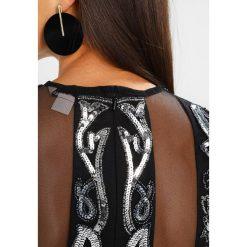 Miss Selfridge OLIVIA BODYCON Sukienka koktajlowa black. Niebieskie sukienki koktajlowe marki Molly.pl, na co dzień, l, z tkaniny, z krótkim rękawem, midi, bodycon. W wyprzedaży za 539,25 zł.