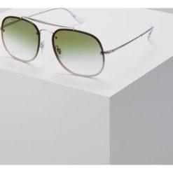 RayBan Okulary przeciwsłoneczne silvercoloured. Szare okulary przeciwsłoneczne męskie aviatory Ray-Ban. Za 769,00 zł.