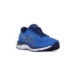 Buty do biegania Asics  GEL CUMULUS 20. Niebieskie buty do biegania męskie Asics. Za 598,73 zł.