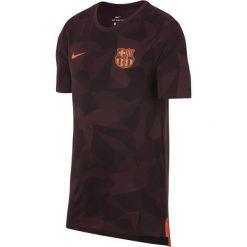 Nike Koszulka męska FCB M NK Dry Tee Match bordowa r. XL (882441 681). Czerwone koszulki sportowe męskie marki Nike, m. Za 109,00 zł.