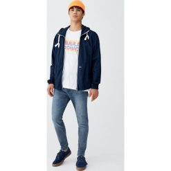 Jeansy carrot fit vintage. Szare jeansy męskie relaxed fit Pull&Bear. Za 109,00 zł.