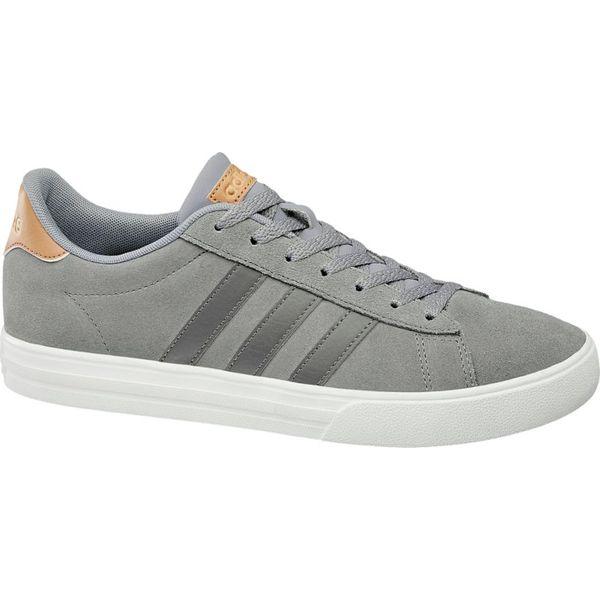 sneakersy męskie adidas Daily 2.0 adidas popielate