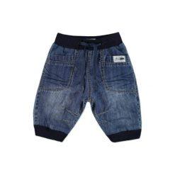 Chinosy chłopięce: Staccato Boys Baby Spodnie Jeans blue denim