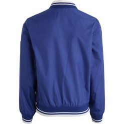 BOSS Kidswear Kurtka Bomber blaugrau. Niebieskie kurtki męskie bomber marki BOSS Kidswear, z bawełny. Za 419,00 zł.