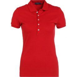 Bluzki damskie: Polo Ralph Lauren JULIE SHORT SLEEVE Koszulka polo red