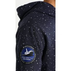 Odzież damska: Alpha Industries NASA STARRY HOODY Bluza z kapturem blue