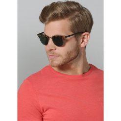 Okulary przeciwsłoneczne męskie: RayBan CLUBMASTER Okulary przeciwsłoneczne brown/black