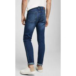 Mango Man - Jeansy Jude2. Niebieskie jeansy męskie Mango Man. Za 139,90 zł.
