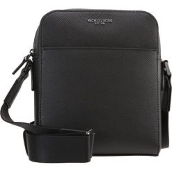Michael Kors HARRISON SM FLIGHT BAG Torba na ramię black. Czarne torby na ramię męskie marki Michael Kors. W wyprzedaży za 767,20 zł.