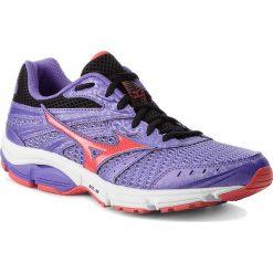 Buty MIZUNO - Wave Zest J1GL159890  Fioletowy. Fioletowe buty do biegania damskie Mizuno, z gumy, mizuno wave. W wyprzedaży za 239,00 zł.
