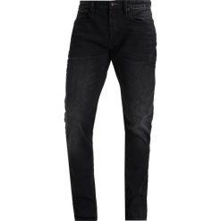 Denham RAZOR Jeansy Slim Fit black denim. Niebieskie jeansy męskie relaxed fit marki Criminal Damage. Za 549,00 zł.