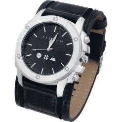 Zegarki męskie: Destiny Logo Zegarek na rękę czarny