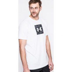 T-shirty męskie z nadrukiem: Under Armour - T-shirt Camo Boxed Logo